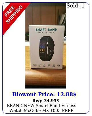 brand smart band fitness watch mccube mx free shippin