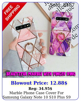 marble phone case cover samsung galaxy note s plus s s finger ring u