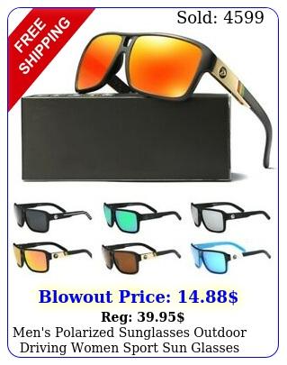 men's polarized sunglasses outdoor driving women sport sun glasses fishing styl