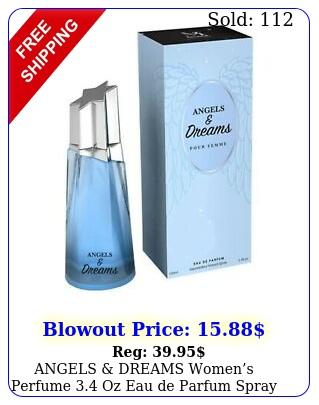 angels dreams womens perfume oz eau de parfum spray fragrance impressio