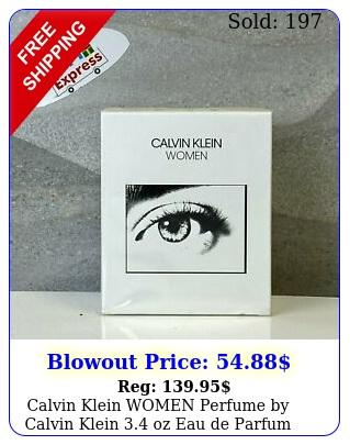 calvin klein women perfume by calvin klein oz eau de parfum spray ni