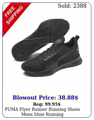 puma flyer runner running shoes mens shoe runnin