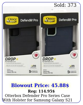 otterbox defender pro series case with holster samsung galaxy s