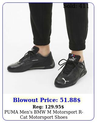 puma men's bmw m motorsport rcat motorsport shoe