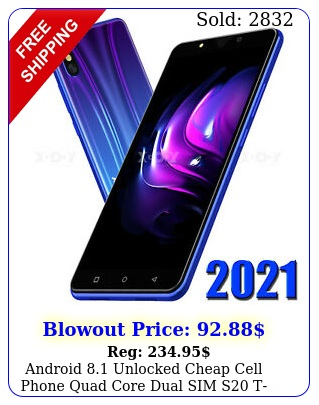 android unlocked cheap cell phone quad core dual sim s tmobile smartphon