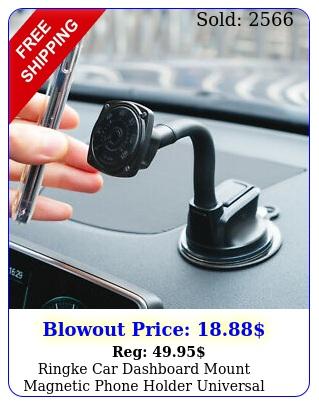 ringke car dashboard mount magnetic phone holder universal mounting plat