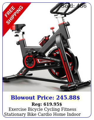 exercise bicycle cycling fitness stationary bike cardio home indoor color