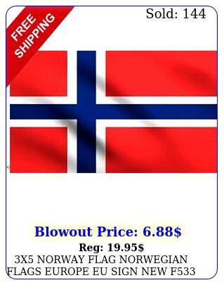 x norway flag norwegian flags europe eu sign