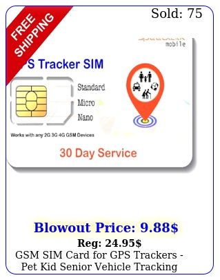 gsm sim card gps trackers pet kid senior vehicle tracking devices