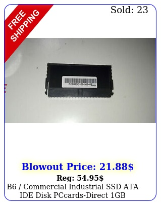 b commercial industrial ssd ata ide disk pccardsdirect gb vertical pi