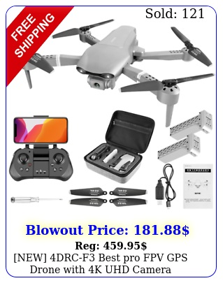 new drcf best pro fpv gps drone with k uhd camera quadcopter follow m