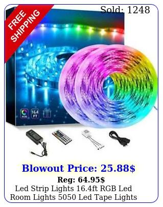 led strip lights ft rgb led room lights led tape lights color changin