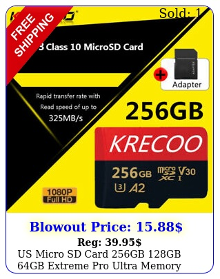 us micro sd card gb gb gb extreme pro ultra memory cards mbs tf car