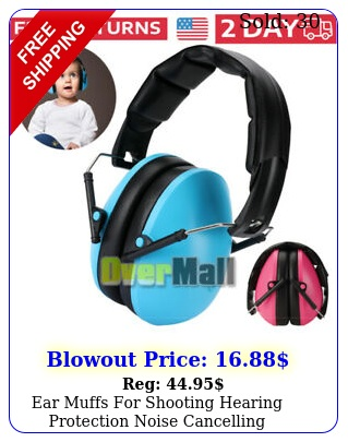 ear muffs shooting hearing protection noise cancelling headphones defender
