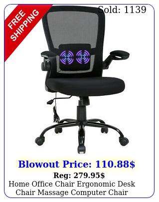 home office chair ergonomic desk chair massage computer chair swivel rollin