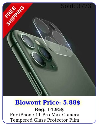 iphone pro max camera tempered glass protector film protective lens cove