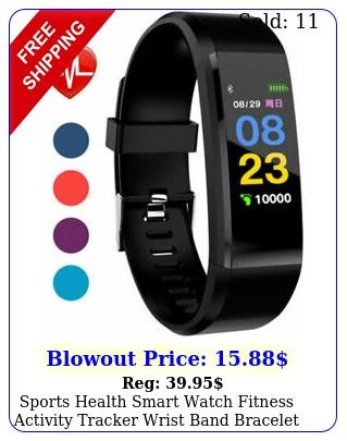 sports health smart watch fitness activity tracker wrist band bracelet wristban