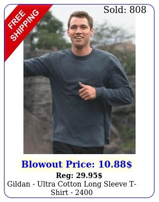 gildan ultra cotton long sleeve tshirt