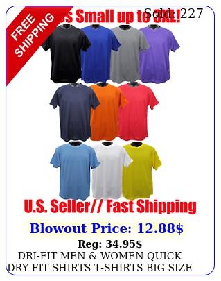 drifit men women quick dry fit shirts tshirts big size m l xl xl xl x