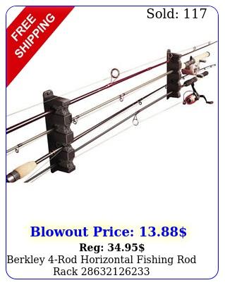 berkley rod horizontal fishing rod rac