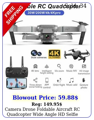 camera drone foldable aircraft rc quadcopter wide angle hd selfie fpv wifi