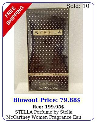 stella perfume by stella mccartney women fragrance eau de parfum spray o
