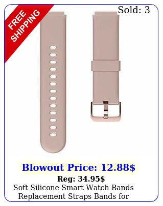 soft silicone smart watch bands replacement straps bands sw sw id