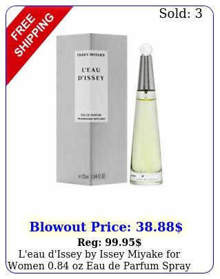 l'eau d'issey by issey miyake women oz eau de parfum spra