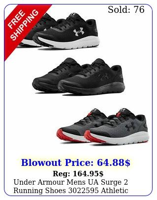 under armour mens ua surge running shoes athletic training gym shoe