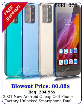 android cheap cell phone factory unlocked smartphone dual sim quad cor