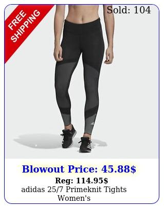 adidas primeknit tights women'