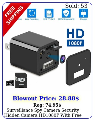 surveillance spy camera security hidden camera hdp with free g sim car
