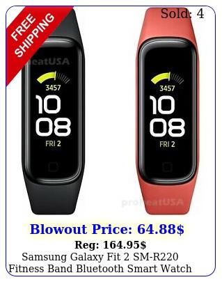 samsung galaxy fit smr fitness band bluetooth smart watch amole