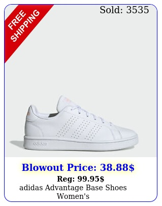 adidas advantage base shoes women'