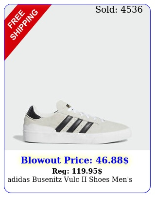 adidas busenitz vulc ii shoes men'