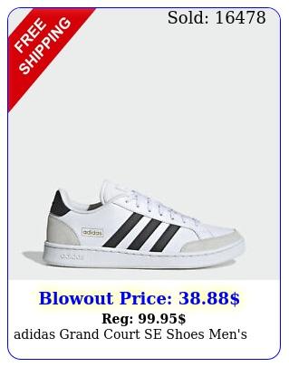adidas grand court se shoes men'