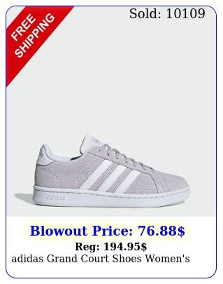 adidas grand court shoes women'