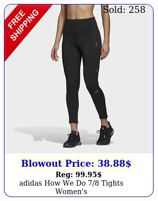 adidas how we do tights women'