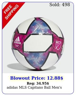 adidas mls capitano ball men'