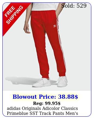 adidas originals adicolor classics primeblue sst track pants men'