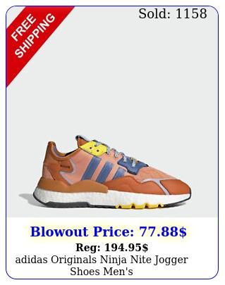 adidas originals ninja nite jogger shoes men'