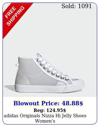 adidas originals nizza hi jelly shoes women'