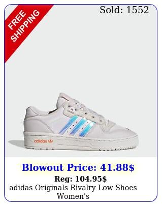 adidas originals rivalry low shoes women'