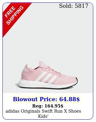 adidas originals swift run x shoes kids