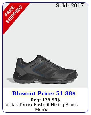adidas terrex eastrail hiking shoes men'