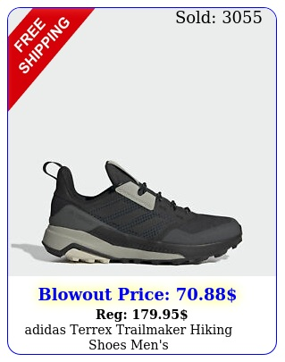 adidas terrex trailmaker hiking shoes men'