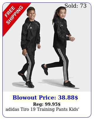 adidas tiro training pants kids