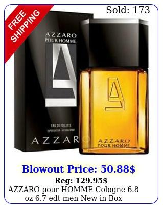 azzaro pour homme cologne oz edt men i