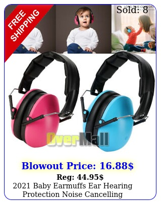 baby earmuffs ear hearing protection noise cancelling headphones kid