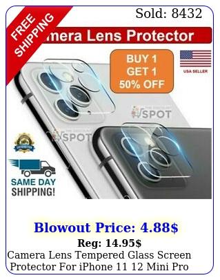 camera lens tempered glass screen protector iphone  mini pro max cove